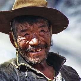 Gerhard Müsch_Hirte im Himalaya