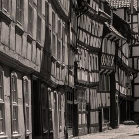 Altstadt Hann.-Münden_Rudolf Boelting