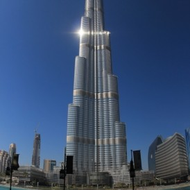 Burj Khalifa, Dubai_Friedhelm Kuetz