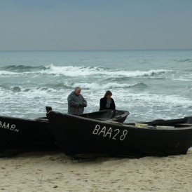 Boote am Meer_Jürgen Schüler