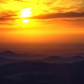 Sunset-in-Northern-Hesse_Franz Kröger