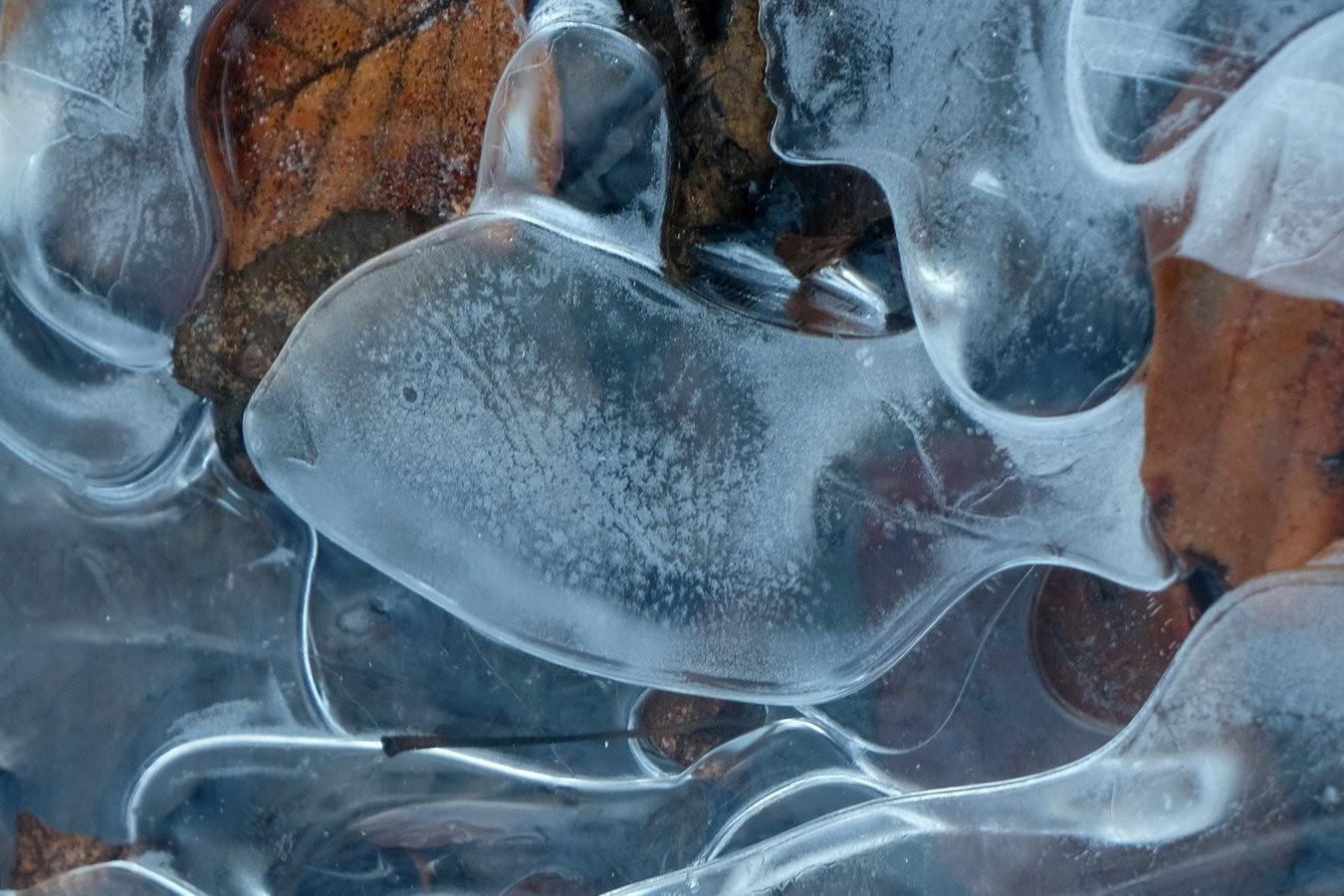 Januar 19, Volker Siesenop, Eisformationen