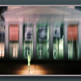 """""""Nachts sind nicht alle Katzen grau""""- , von Ulrike Zeiger Fujifilm X-T4 - 1/4s - f/f18 - ISO 5000 - 18/27mm"""